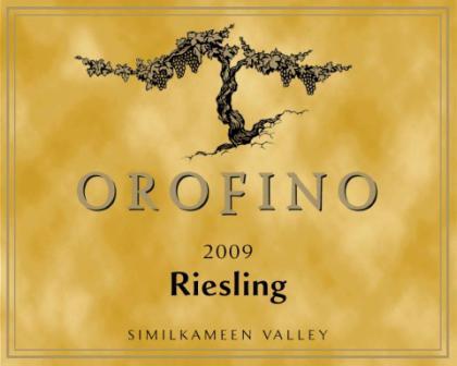orofino riesling
