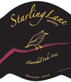 Starling-Lane-Foch-label