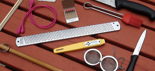 items in the author's travel kit. credit: Theresa Carle-Sanders
