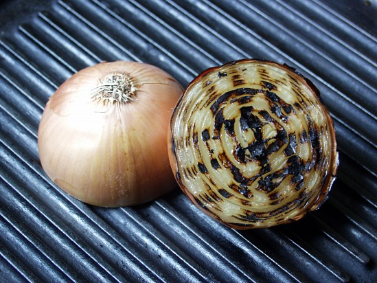 Onion Brule, image by Theresa Carle-Sanders
