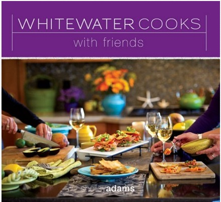 Book Review: Whitewater cooks with friends