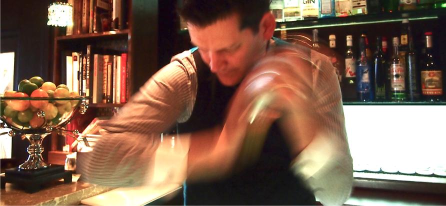 Shawn Soole shakes