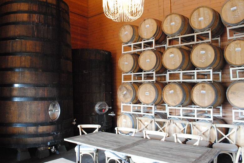 A repurposed barrel cellar becomes a special event space-2