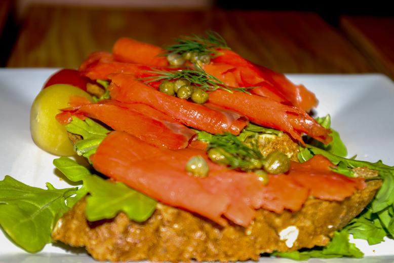 BC Smoked Salmon Canapes-2