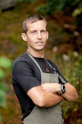 Chef Tom Kral (photo credit Jerry Kott)