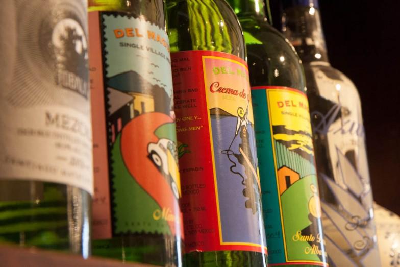 Tequila Shelf