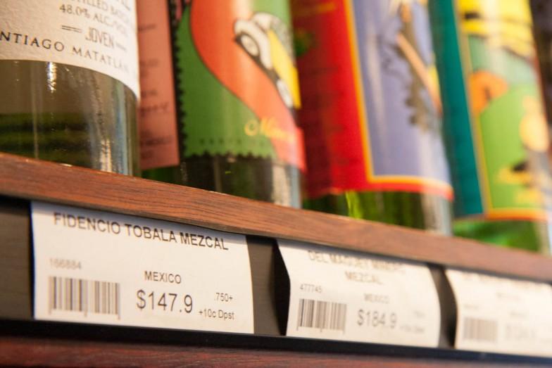 Tequila Shelf Prices