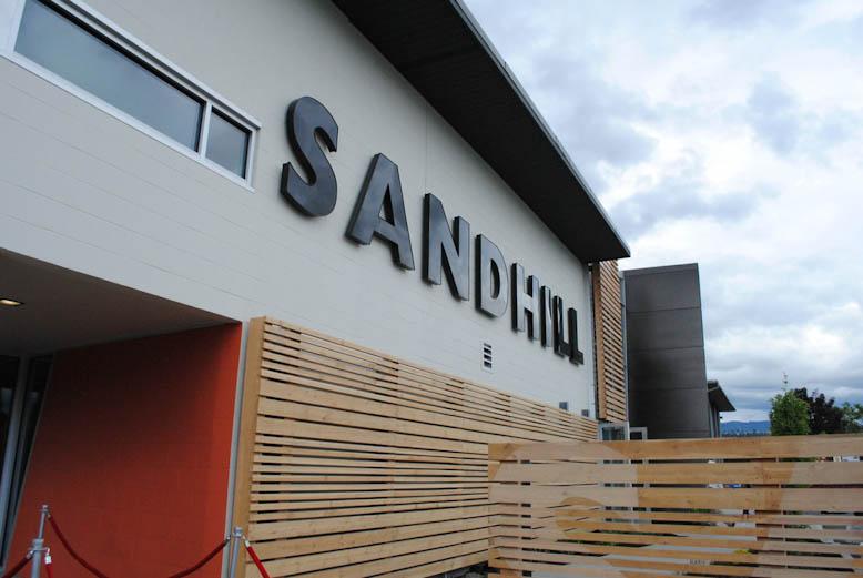 The new Sandhill