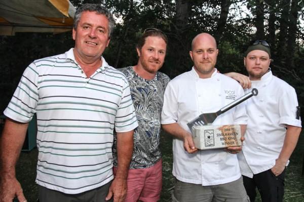 2014 Similkameen BBQ King Winner