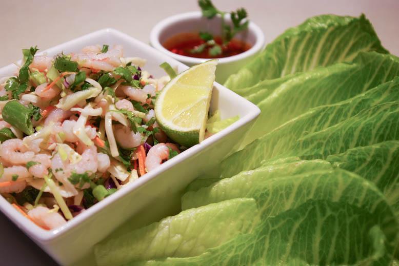 Lettuce Wrap Noodle Box