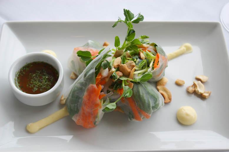 Ocean Wise Salad Roll (OBM)