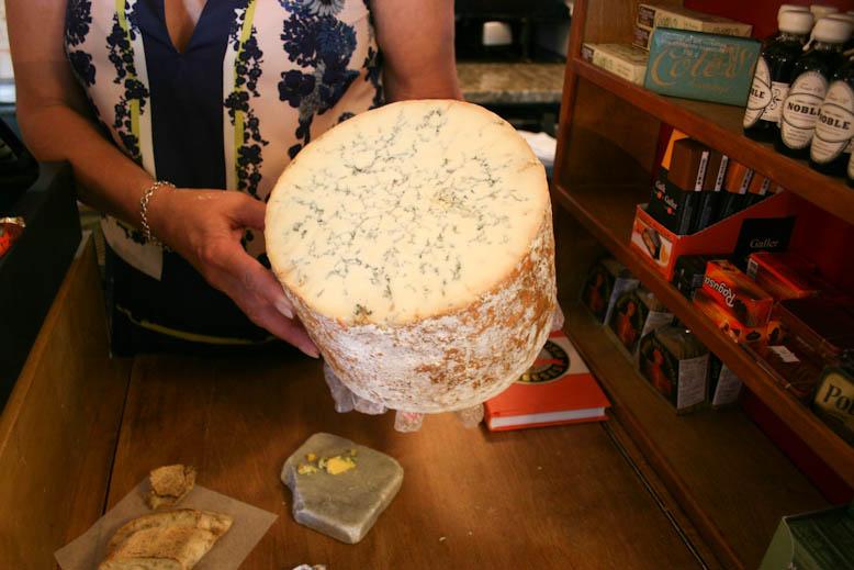 cheese - charellis stilton wheel