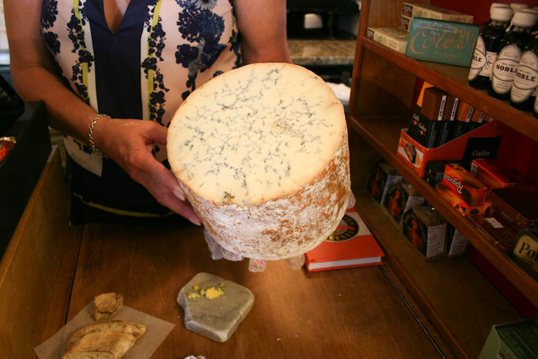 cheese - charellis stilton wheel