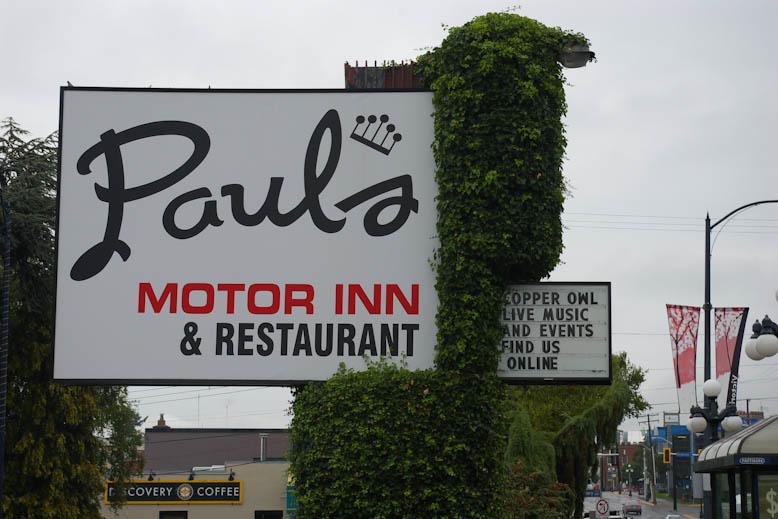 Pauls Sign