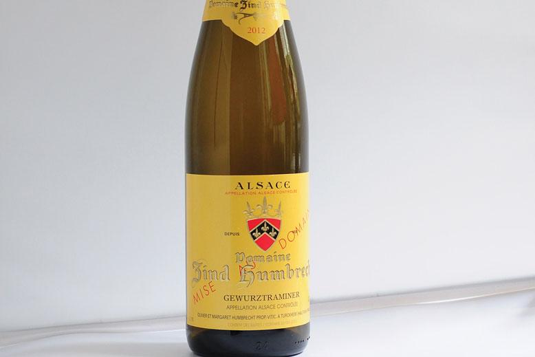Alsace-bottle