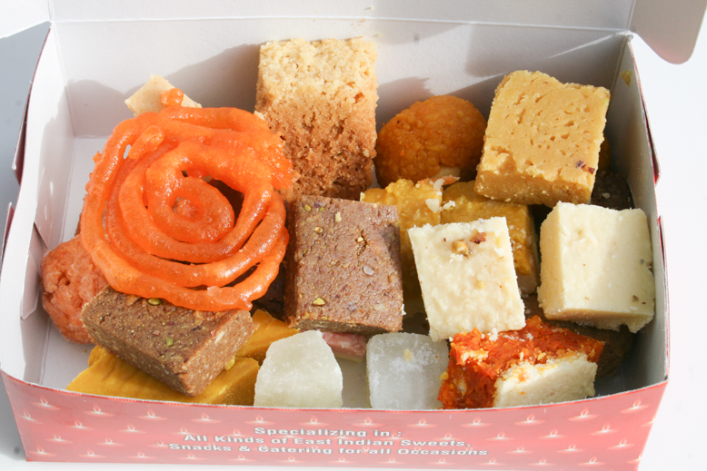 deep catering - sweets box