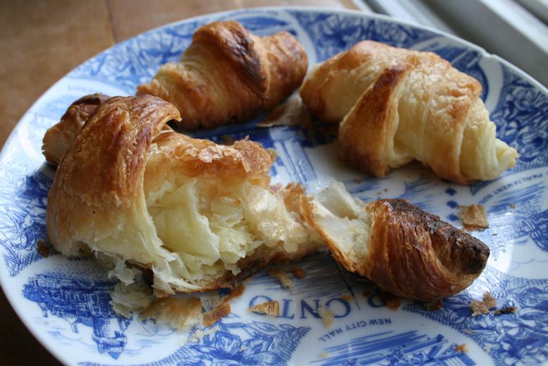 croissant - lovely finish
