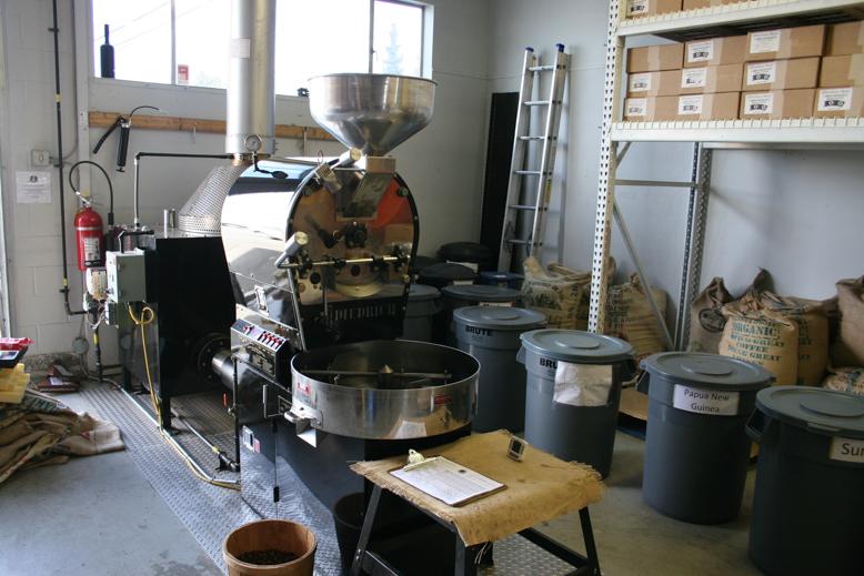 coffee - mirage roaster