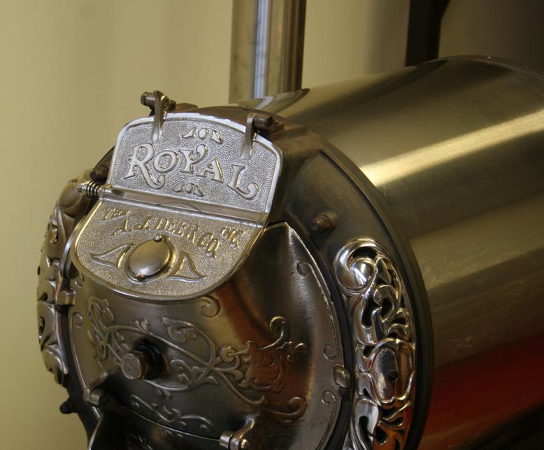 The royal roaster at Yoka