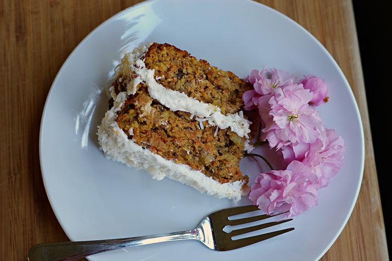 Gluten-free cake_slice