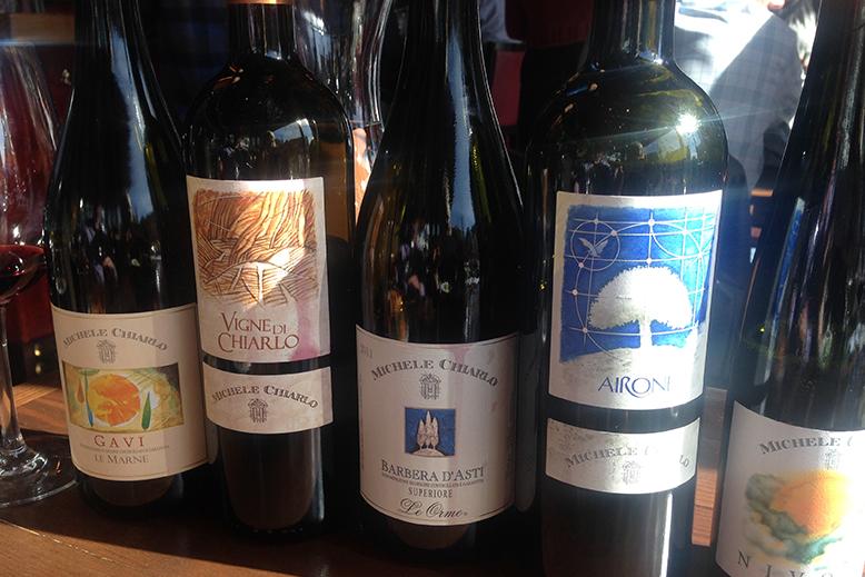 Chiarlo wines