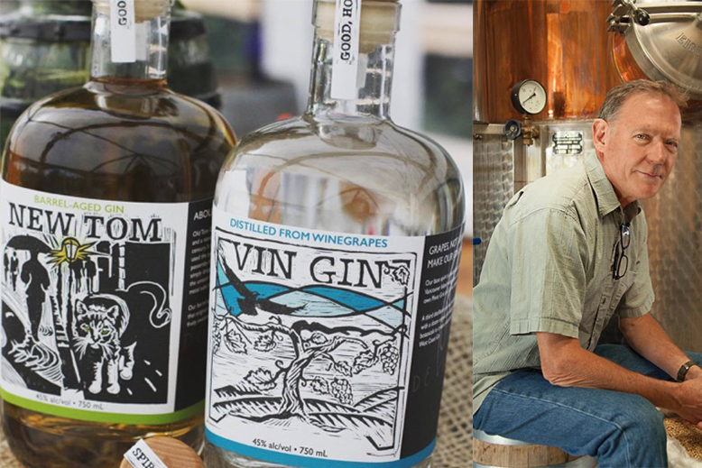 Two New Gins From de Vine Vineyards and Spirits Hit The Shelves