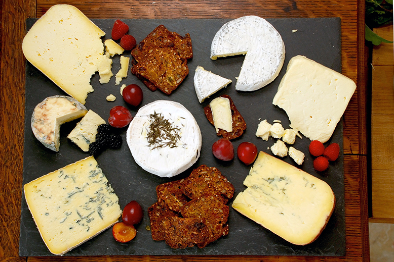 Moonstruck Cheese Board