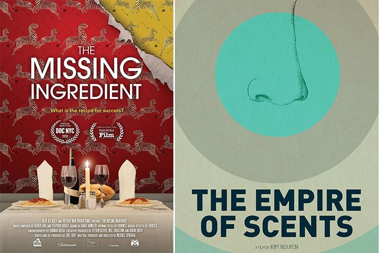 food Film Posters