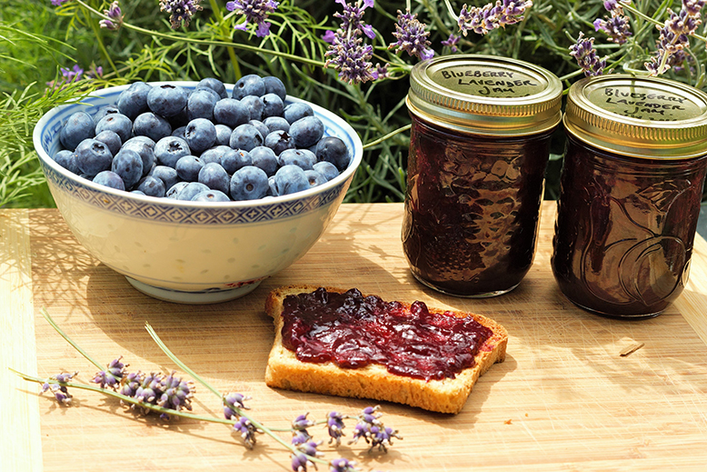 DIY Blueberry Jam