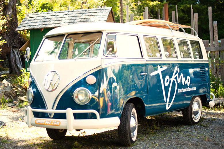 Tourism Tofino Buss