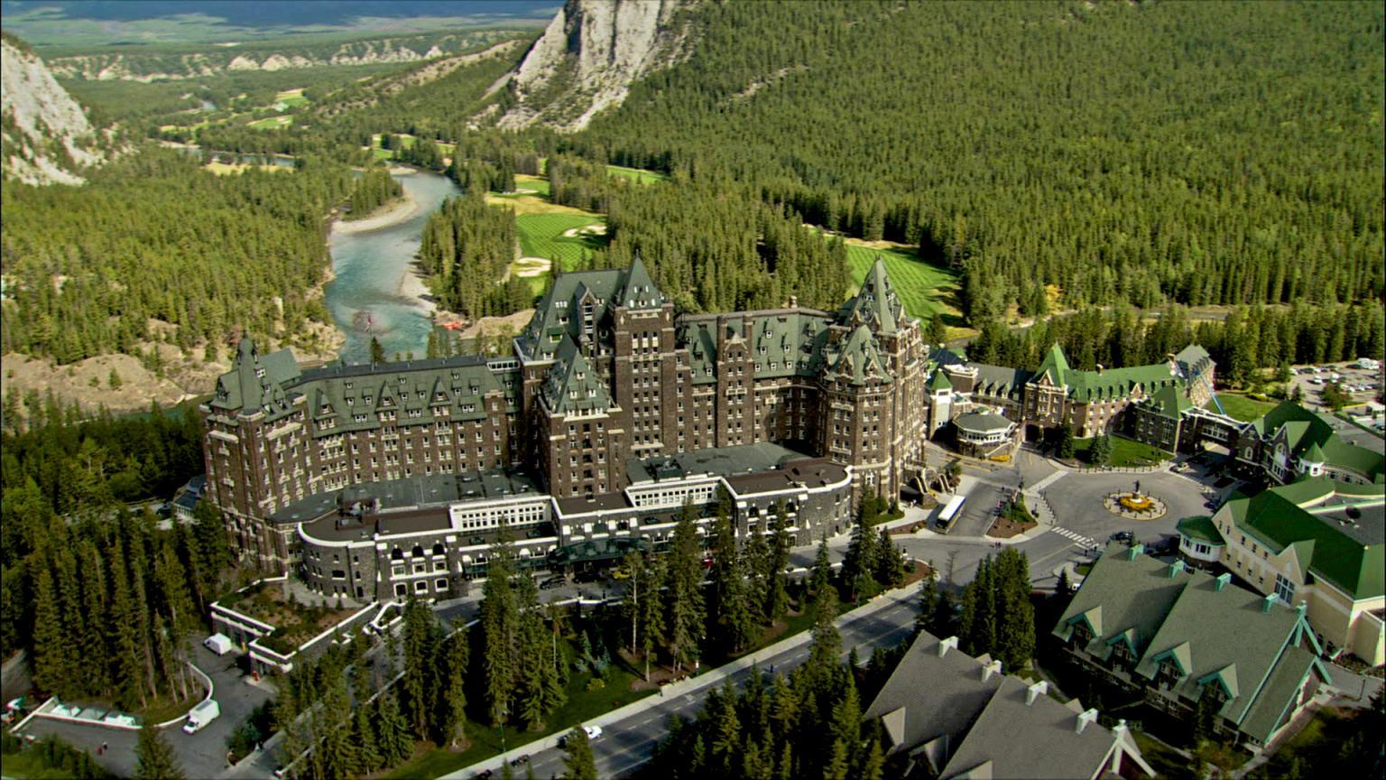 Rimrock Resort Hotel History
