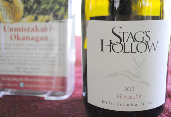 Stag's Hollow winemaker Dwight Sick shares an unreleased wine for curious consumers (like me).