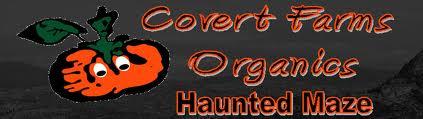 covert farms haunted maze