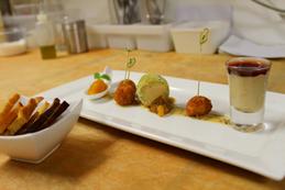 FoieGrasatRestaurantMatisse