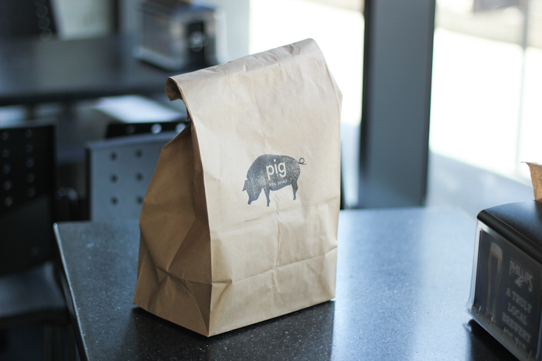 Pig bag 2