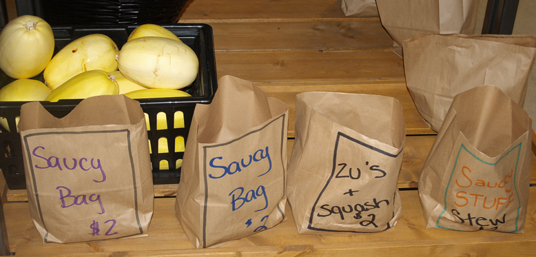 Saucy-Bags