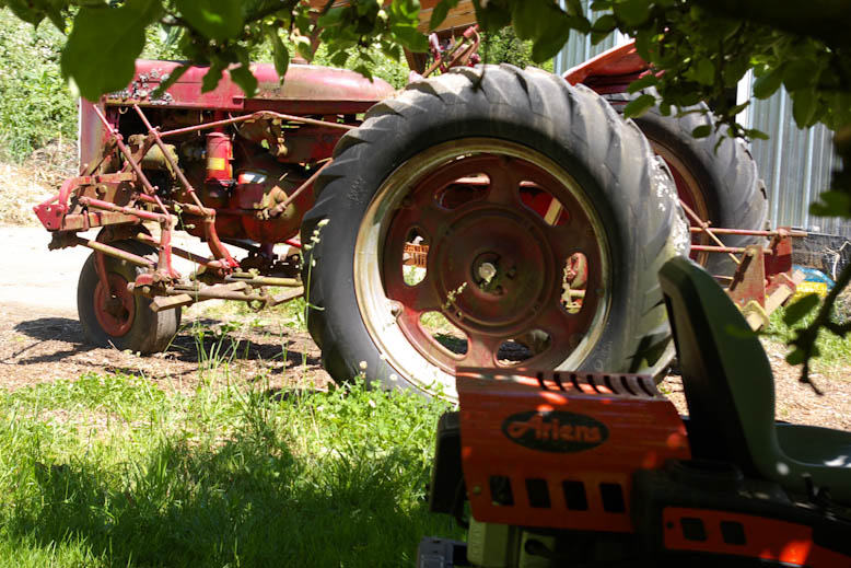 1955 Tractor