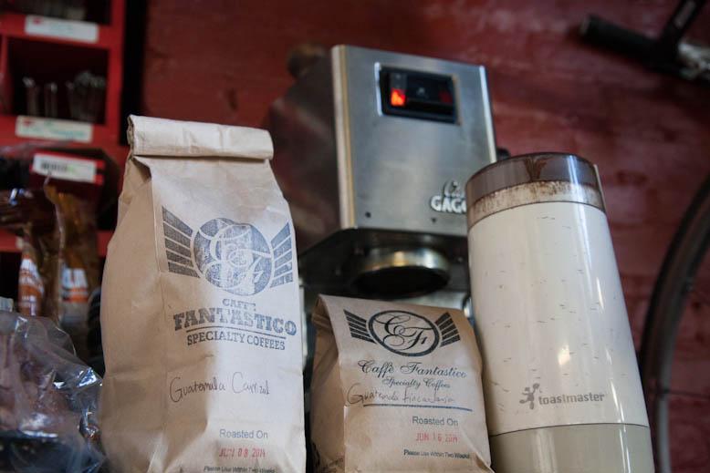 BSC espresso machine