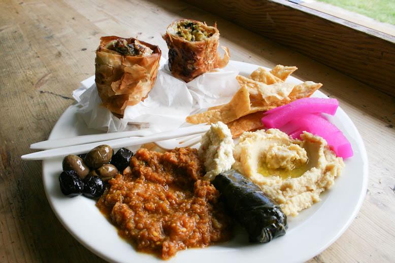 Blair Mart - lunch1