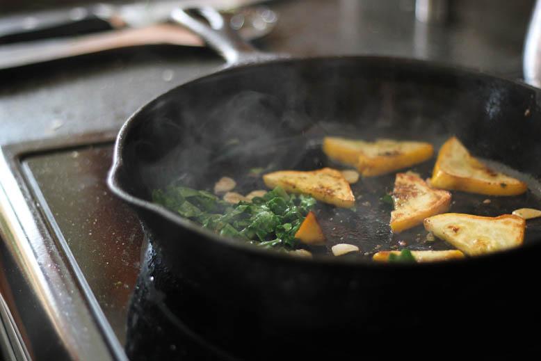 cooking vegg for moss veggie