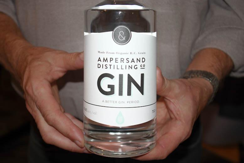 Ampersand Small Batch Gin