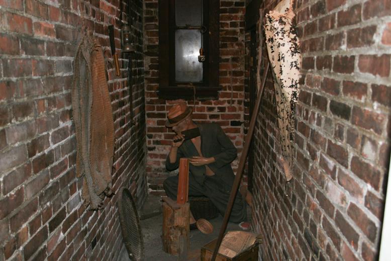 ghosts - fan tan alley
