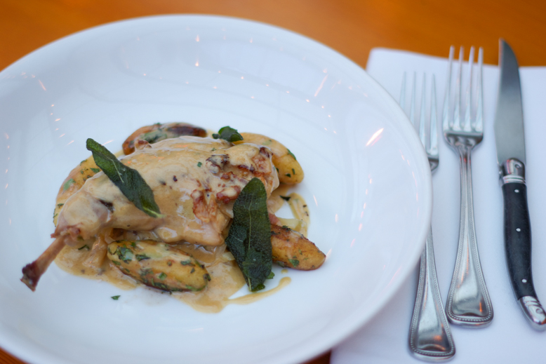 Rabbit (Cafe Brio)