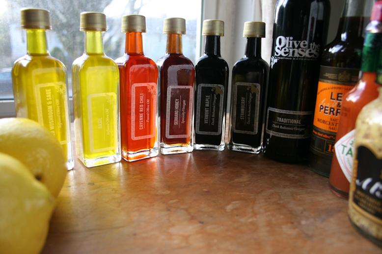 salad dressing - bottles