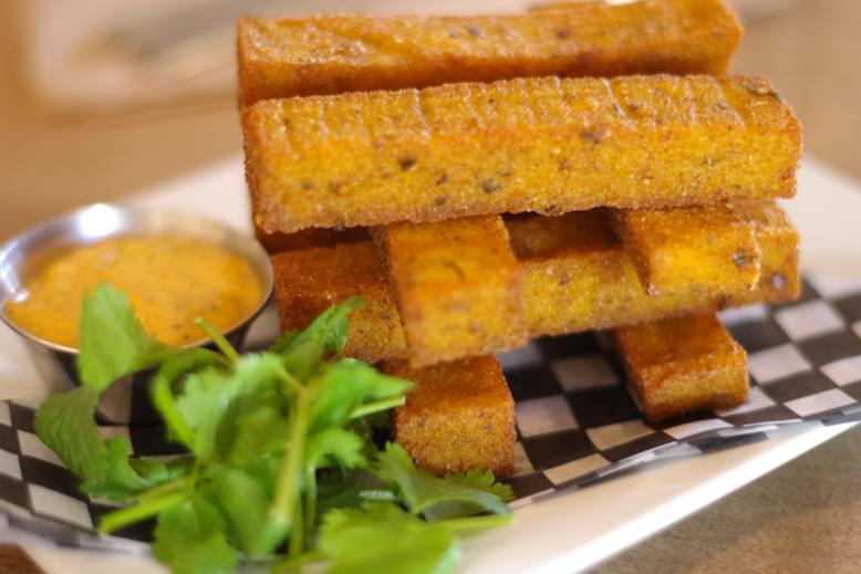 Polenta Fries-Bubby's