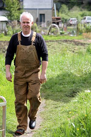 Chef/Instructor Allan Aikman