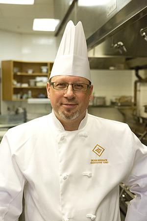 Exceutive Chef Dean Hossack