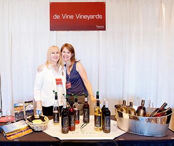 de Vine Vineyards. Photo by Rebecca Wellman