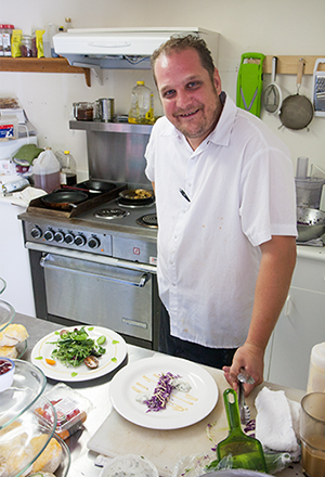 Chef Mike Beatty