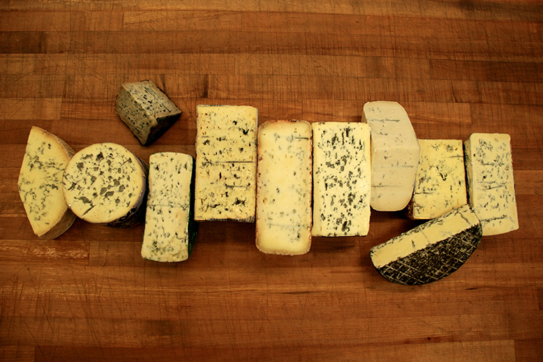 upgrade your cheese game with the blues